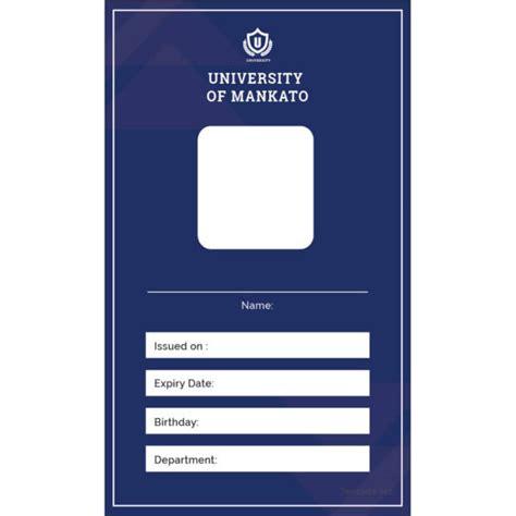 id template free 17 id card templates free psd documents free premium templates
