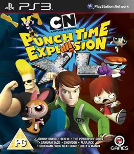 Cartoon Network Punch Time Explosion Xl Ps3 Zavvi