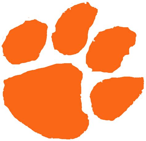 Tiger Paw Clip Picture Of Tiger Paw Clipart Best