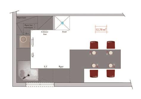 cuisine d architecte conseils d 39 architecte 4 plans de cuisine en g cuisine