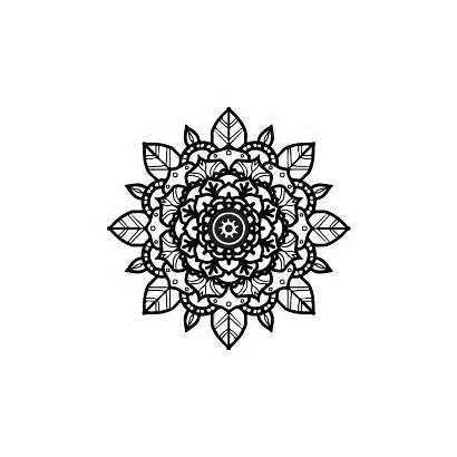 Mandala Coloring Pages Modern Mandalas Babadoodle Adult