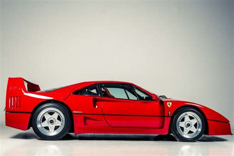 How Much Is A F40 Worth by Ex Eric Clapton F40 For Sale Honest