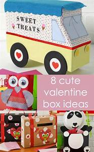 8 Fun and Unique Ideas for Valentine Boxes - Mod Podge Rocks
