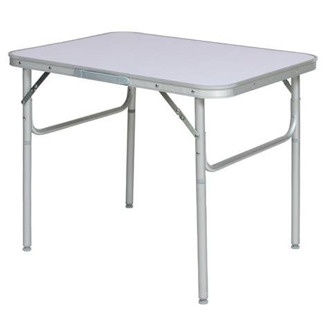 folding kitchen aluminium folding portable camping table small picnic