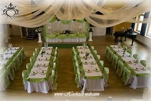 Deko Hochzeit Grun Hochzeit Die Tischdeko Hochzeitsdekoration In