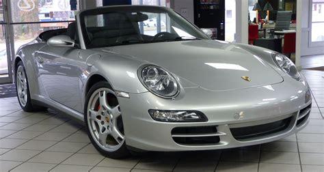 Used 2008 Porsche 911 Carrera 4s