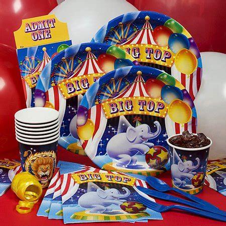 Big Top Birthday Basic Kit N Kaboodle Walmartcom