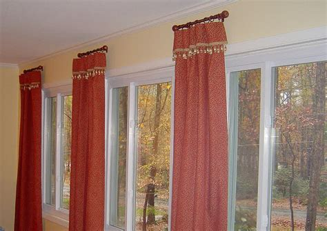 Short Kitchen Curtains Short Curtain Rods Extend Your Window Design Solution Homesfeed
