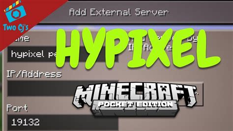 join hypixel server youtube