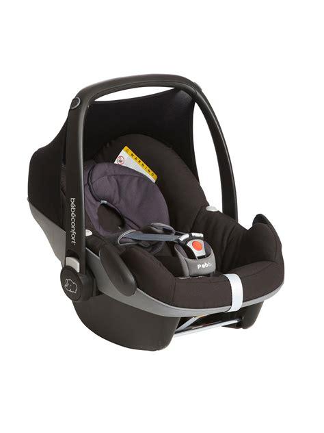 siege auto bebe confort le siège auto coque bébé confort pebble groupe 0 146 au