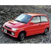1996 Daihatsu Cuore TR XX Avanzato R4  The