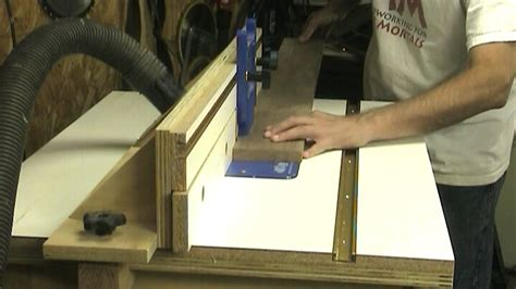 router   edge jointer youtube