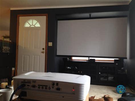 screen  optima hd home theater forum