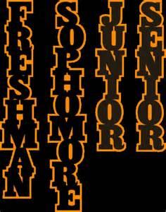 Block Letters Font SVG