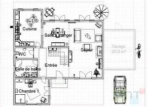 architecte les metiers With plan d architecte maison