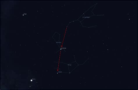 Saturn – How To Find It Tonight