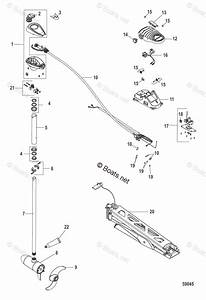 Mercury Motorguide Trolling Motor Parts By Model  U0026 Series Motorguide X5 Series Oem Parts Diagram