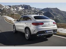 2015 MercedesBenz GLE 350 d Coupé review review Autocar