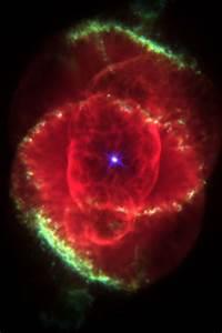 Cat's Eye Nebula Size - Pics about space