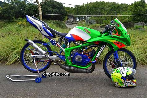 Foto Motor Drak Terkeren by Modifikasi Motor Rr Motorcyclepict Co