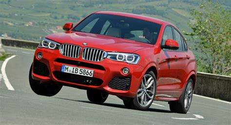 Bmw X4 Production Commences In Brazil