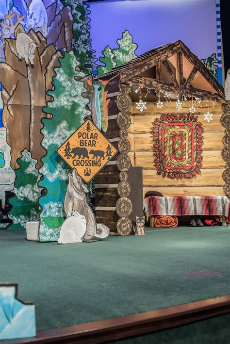 Vbs Decorations - 130 best operation arctic vbs ideas images on