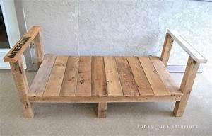 How I built the pallet wood sofa (part 2)Funky Junk Interiors