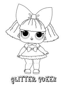lol surprise coloring pages print  colorcom bee coloring pages unicorn coloring pages