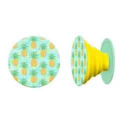 Pineapple Pop Socket Designs
