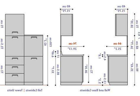 Kitchen Cabinet Sizesluxury Standard Kitchen Cabinet