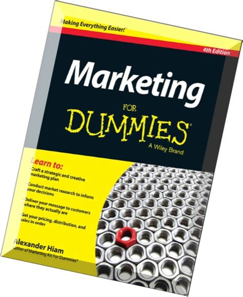 marketing for dummies marketing for dummies pdf magazine
