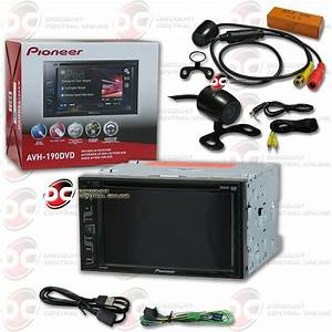 Pioneer Avh 190dvd Wiring Diagram   33 Wiring Diagram