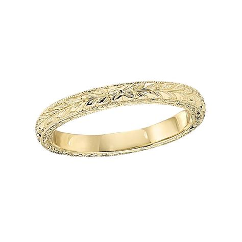 15 inspirations of engrave wedding bands