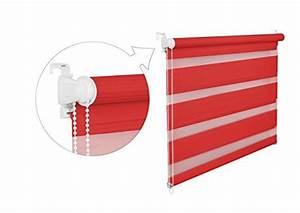 Doppelrollo 75 Cm Breit : doppelrollo duorollo 80 cm breit 150 cm lang rot inkl seilzug fensterrollo klemmrollo jalousie ~ Markanthonyermac.com Haus und Dekorationen