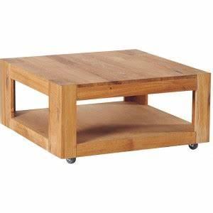Table Basse A Roulette : tables basses les meubles du chalet ~ Teatrodelosmanantiales.com Idées de Décoration