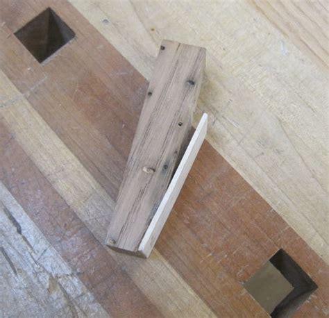 homemade bench dogs  saxon  lumberjockscom