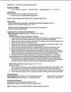 Camp Counselor Cover Letter Asca School Counselor Resume Sample School Counselor
