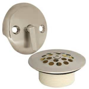 bathtub drain kit bathtub drain