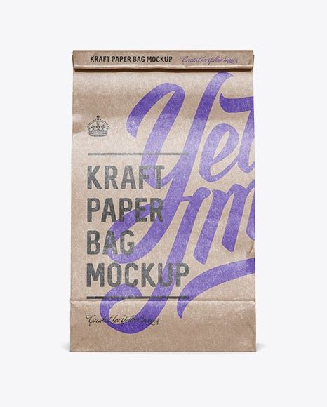 Our awesome team of designers pledge to developing superior but affordable graphics design for three glossy snack bars label mockup. Free Mockups Glossy Kraft Paper Food/Snack Bag Mockup ...
