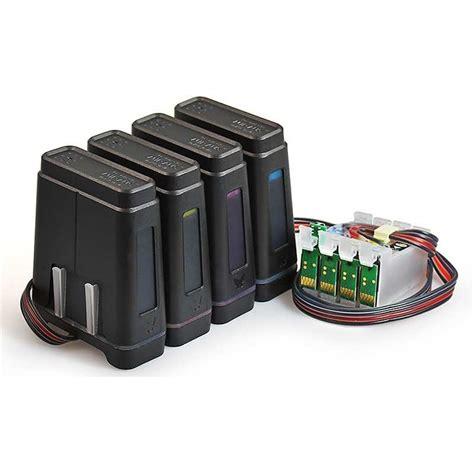 نظام إمدادات مستمرة حبر أبسون TX550 TX550W