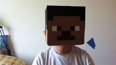 minecraft kopf basteln folge youtube
