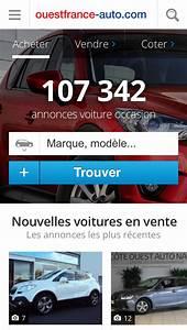 Cote Auto Occasion : ouest france auto annonces voiture occasion cote gratuite ios ~ Gottalentnigeria.com Avis de Voitures