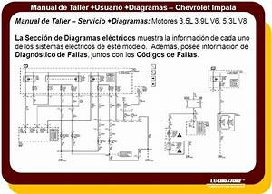 Chevrolet Impala Manual Taller Reparacion Diagrama Ecu 06