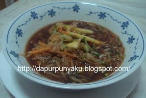 Rasanya kombinasi pedas, asam, dan manis. Resep Rujak Serut - Welcome to my kitchen