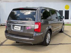 2016 Chrysler Town And Country Custom Fit Vehicle Wiring