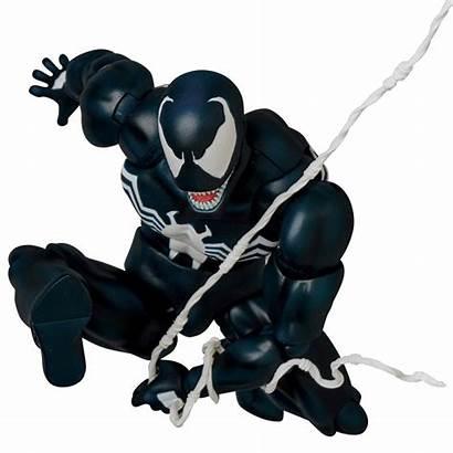 Venom Mafex Figure Marvel Web Swinging Hi