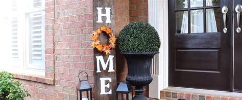 dollar tree fall porch diys wood sign wreath
