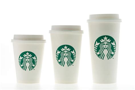 starbuck sizes 9 facts you probably didn t know about starbucks