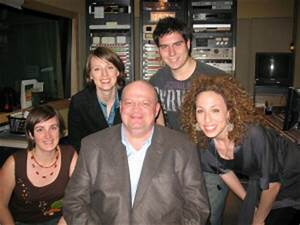 Bernard St-Laurent, broadcaster and journalist ...
