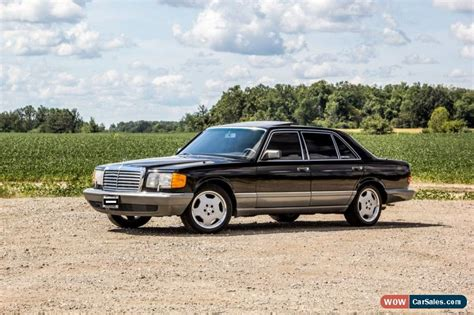 how does cars work 1988 mercedes benz s class parking system 1988 mercedes benz s class for sale in canada